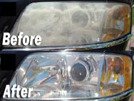 Headlamp Restoration